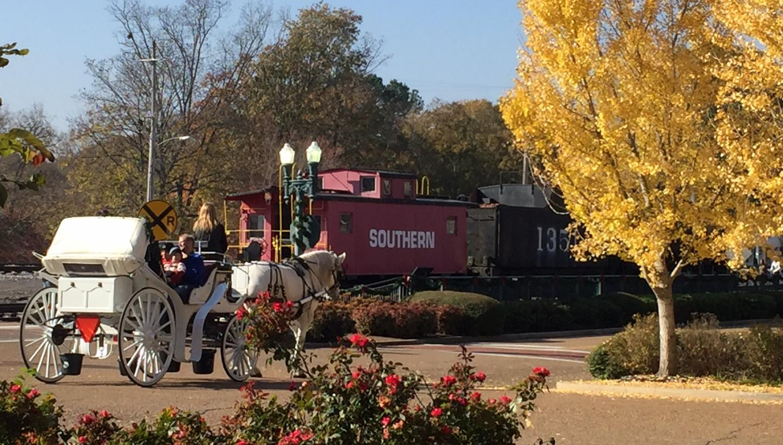 Collierville Historic Town Square