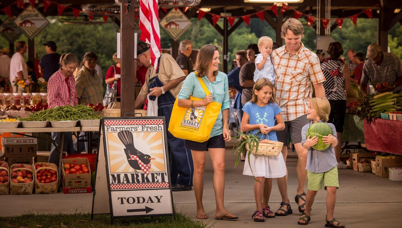 Columbia Farmers Fresh Market