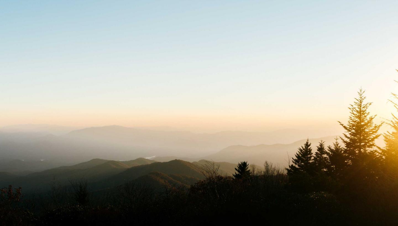Andrews Bald Hiking Trail