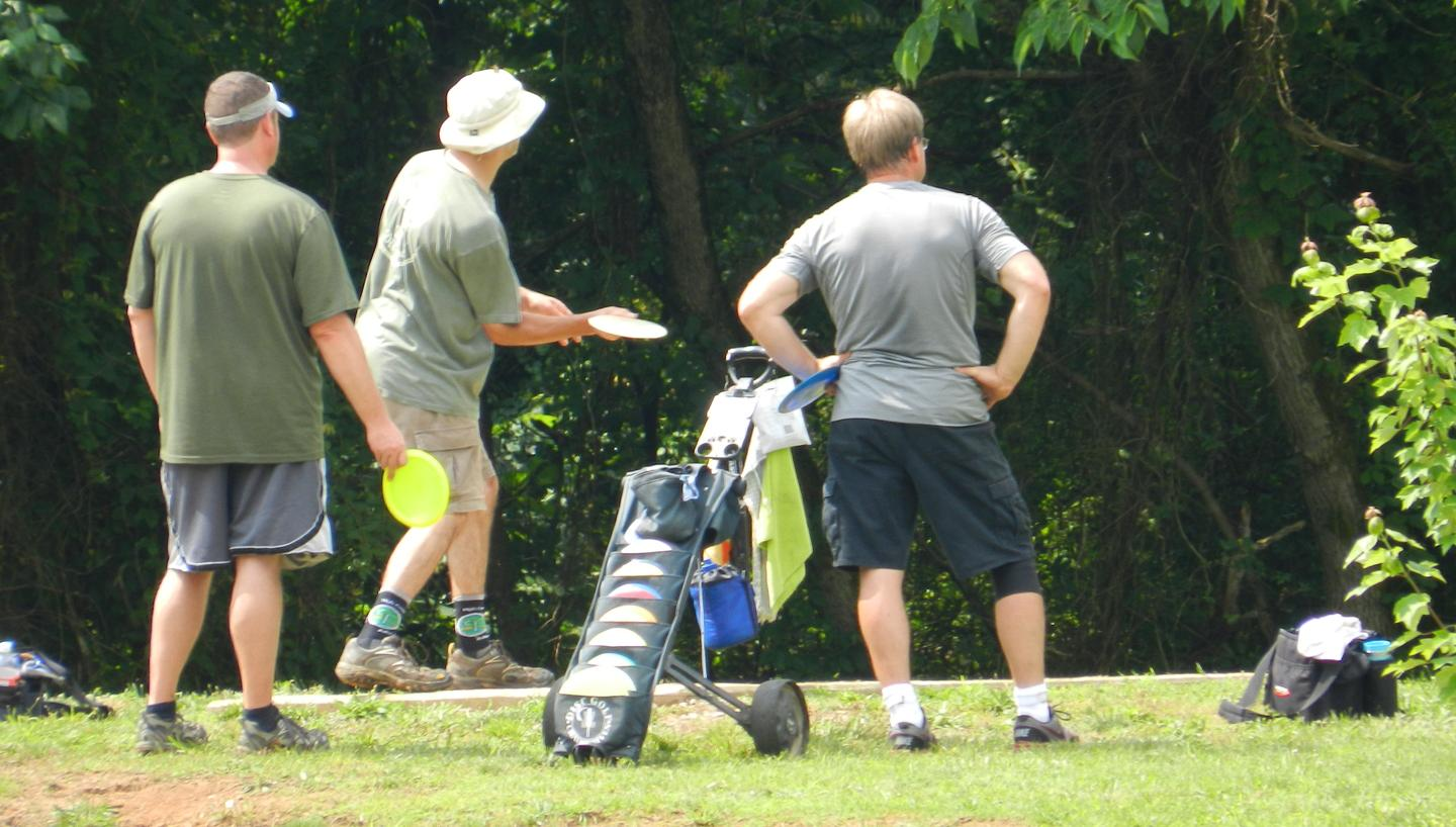Morristown: Tennessee's Disc Golf Capital