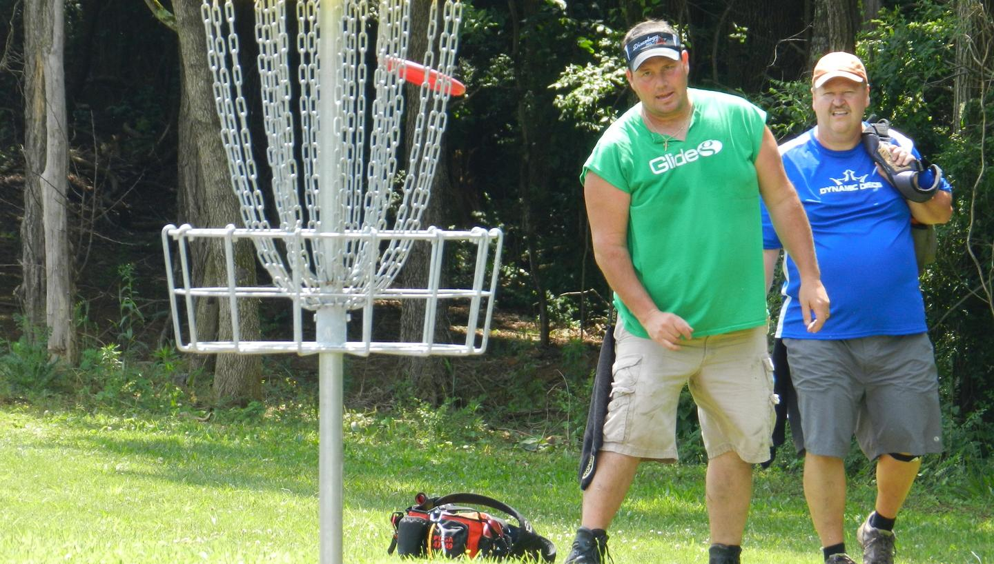 Rotary Disc Golf Course