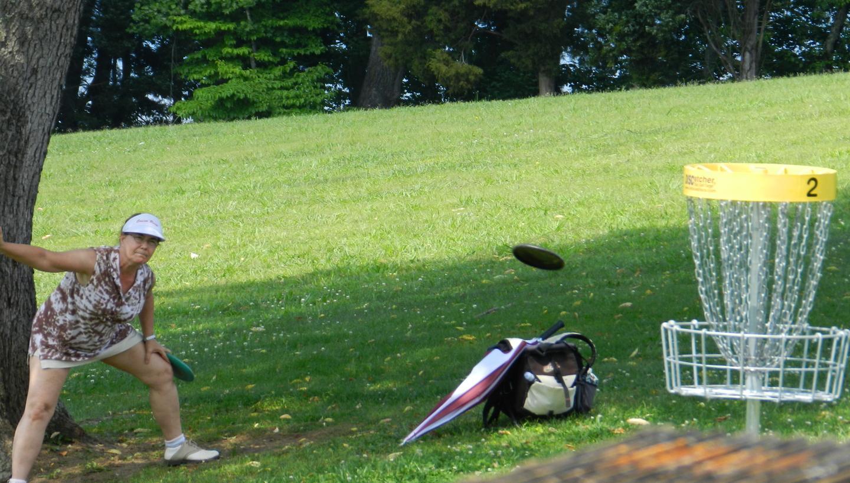 Cherokee Disc Golf Course