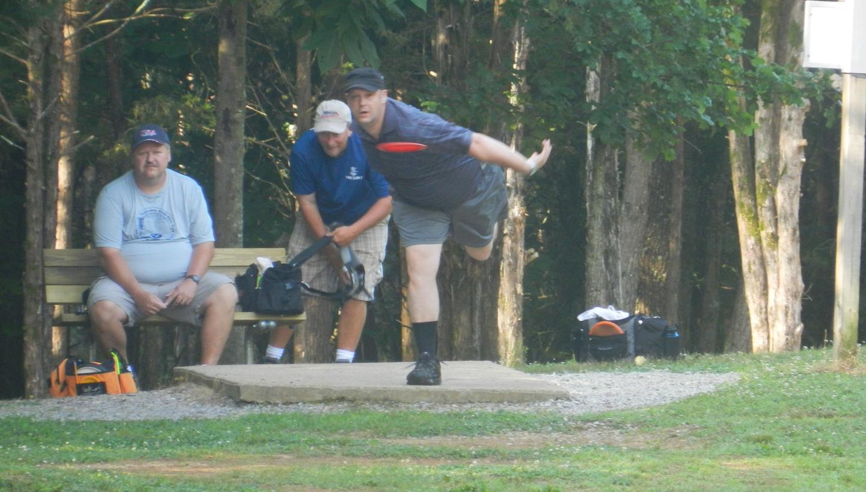 Kiwanis Disc Golf Course