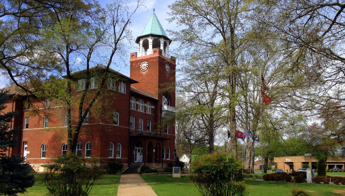 The Scopes Trial Museum & Rhea County Courthouse