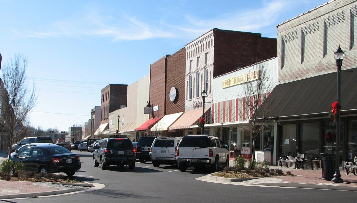 Historic Downtown Dickson in Dickson, TN - Tennessee Vacation