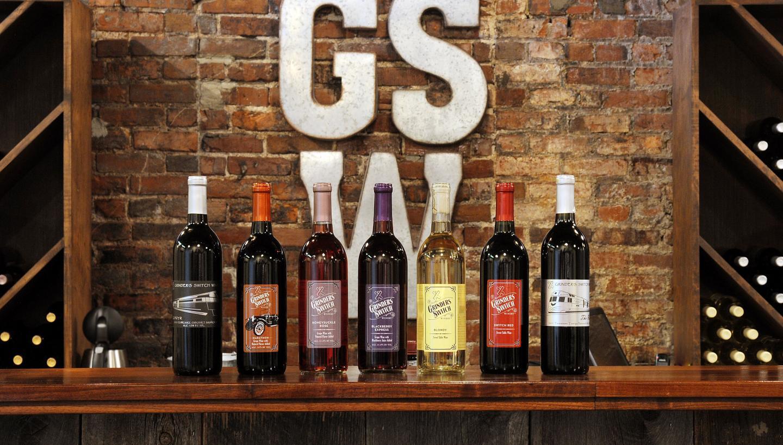 Grinder's Switch Winery at Marathon Village