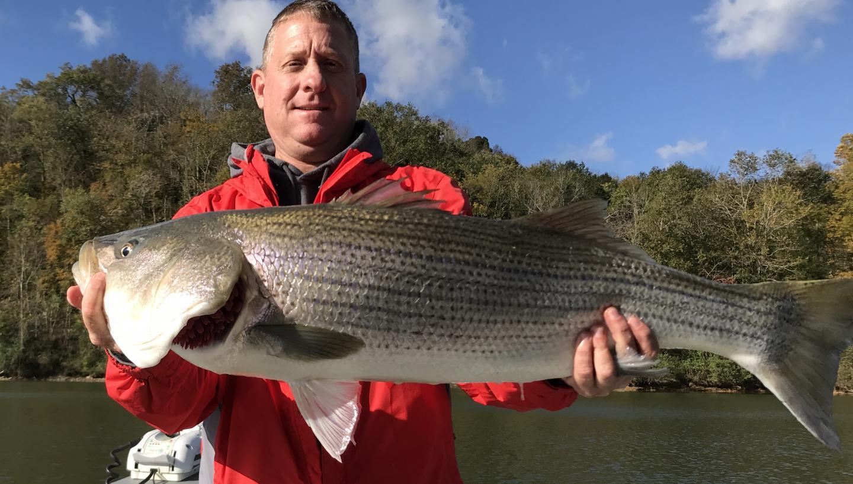 StriperFun Fishing Guide Service