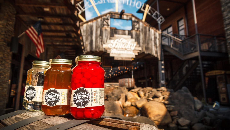 Ole Smoky Moonshine Distillery - Gatlinburg