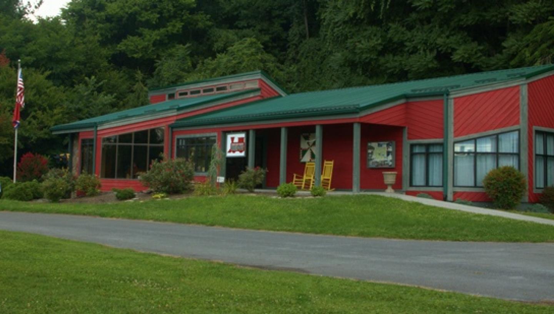 Elizabethton Visitor Center