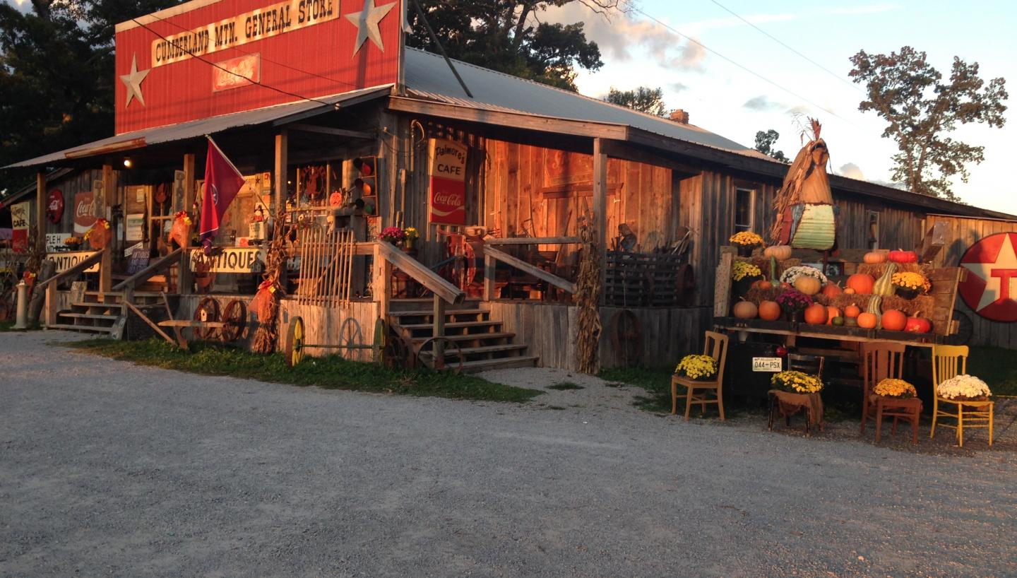Rock-a-Billy Diner / Cumberland Mountain General Store