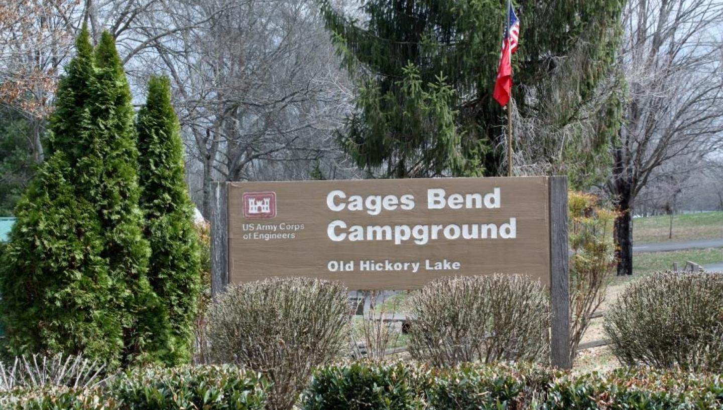 Cages Bend Campground
