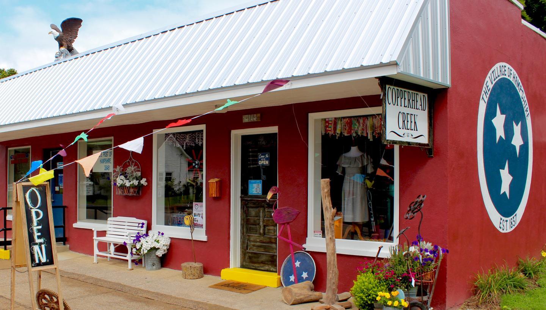 Copperhead Creek Studio