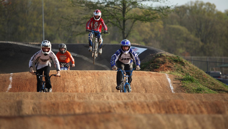 Morristown BMX Raceway