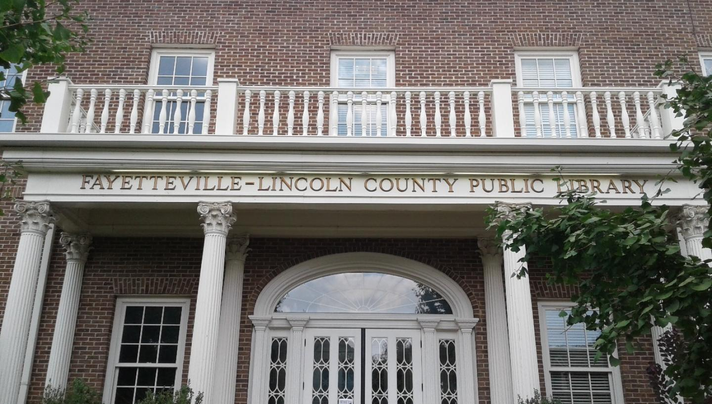 Fayetteville-Lincoln County Public Library