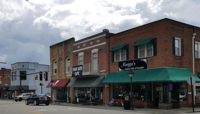 Historic Downtown Loudon