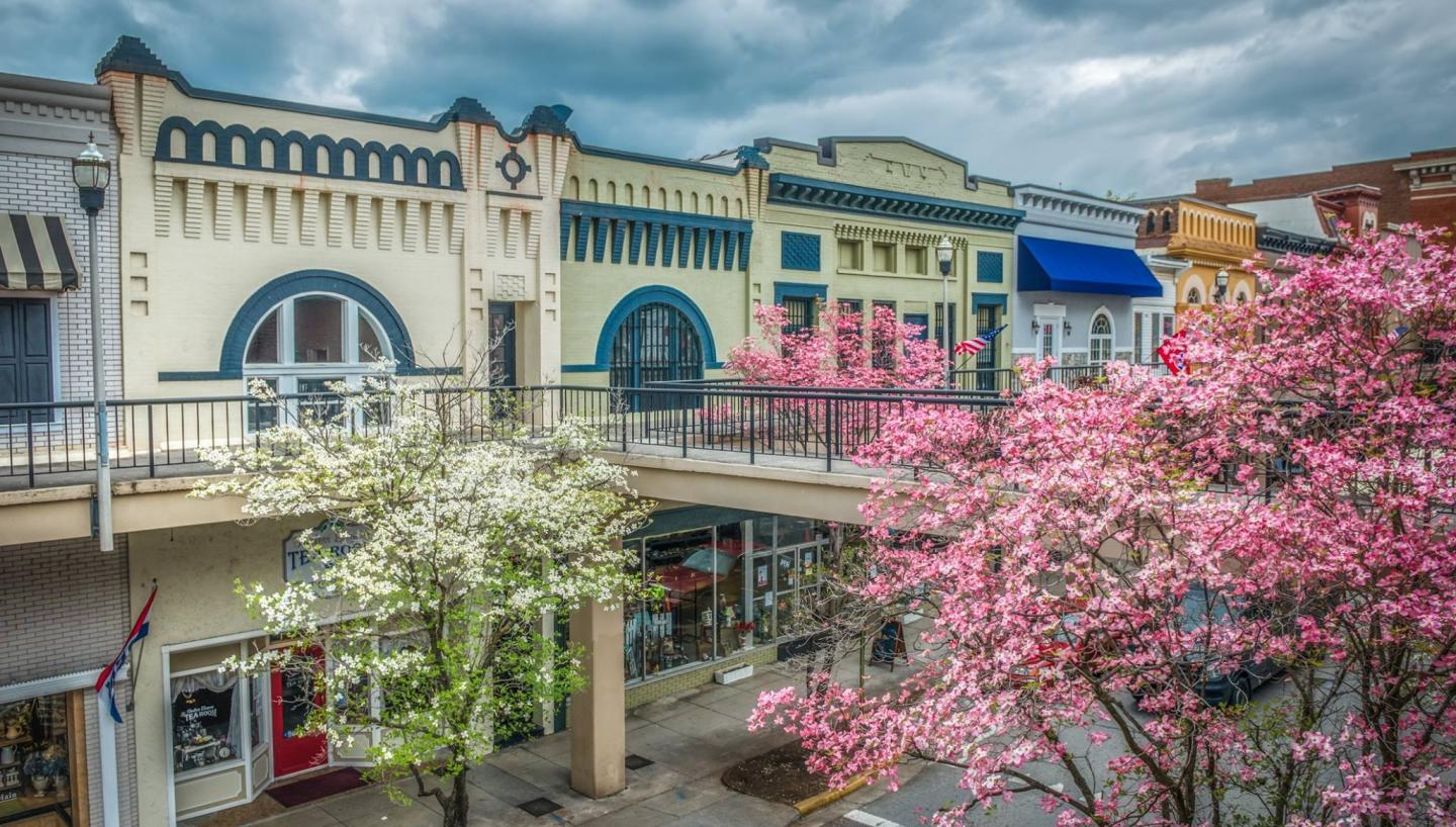 Historic Downtown Morristown