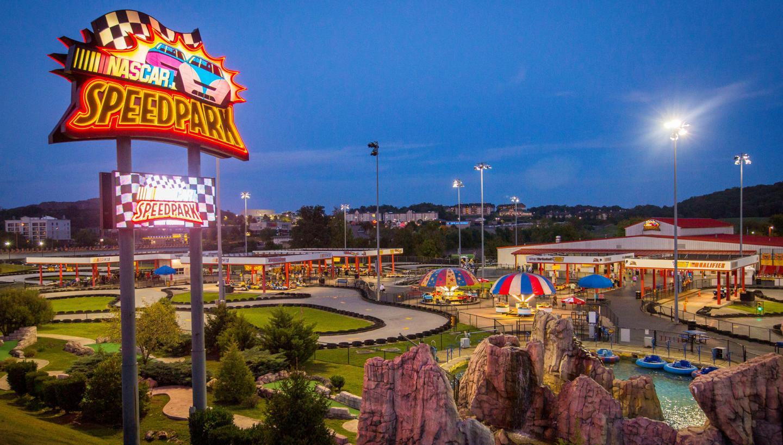 Indoor Go Karts Nashville >> NASCAR SpeedPark in Sevierville, TN - Tennessee Vacation