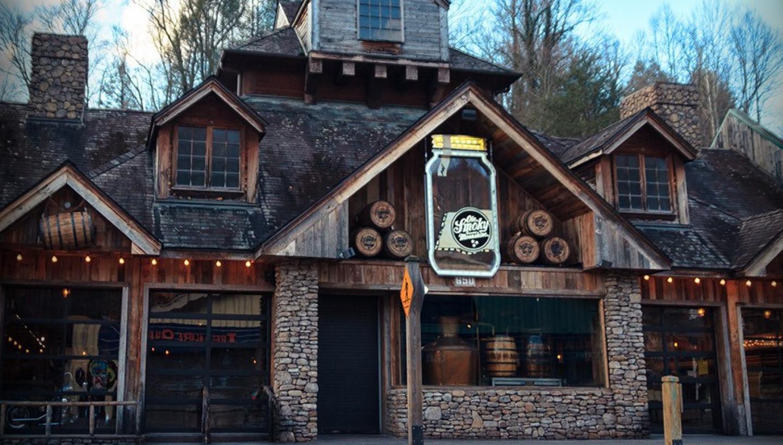 Ole Smoky Whiskey Distillery - Gatlinburg