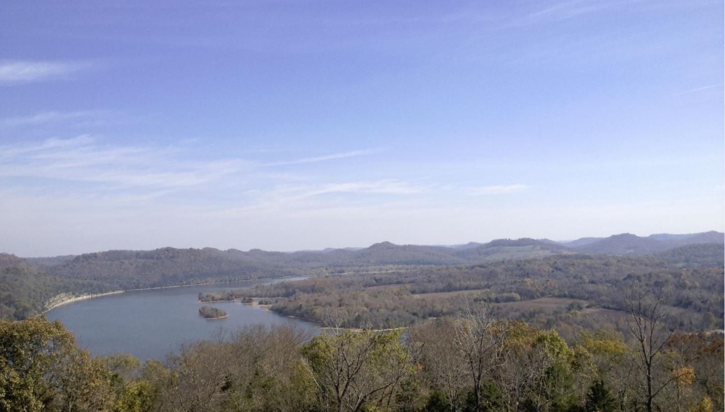 Cordell Hull Lake In Carthage Tn Tennessee Vacation