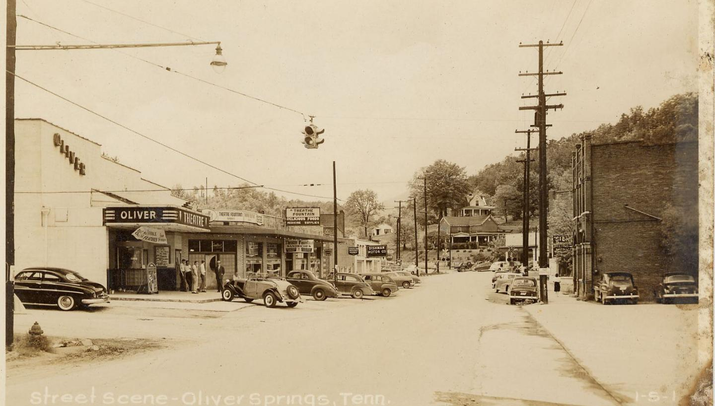 Planning A Road Trip >> Historic Oliver Springs in Oliver Springs, TN - Tennessee Vacation