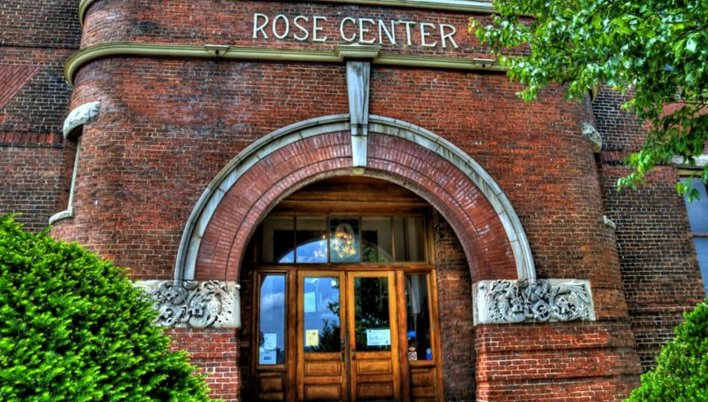 Rose Center for the Arts in Morristown, TN - Tennessee Vacation