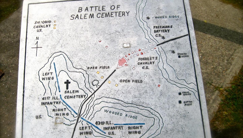 Salem Cemetery Battlefield