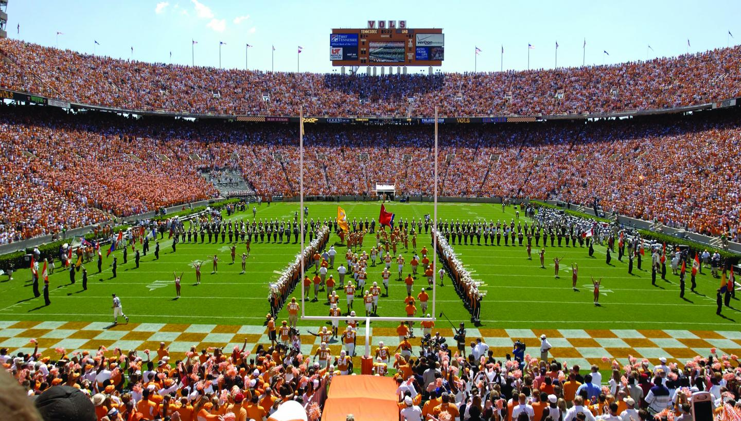 University of Tennessee Sports