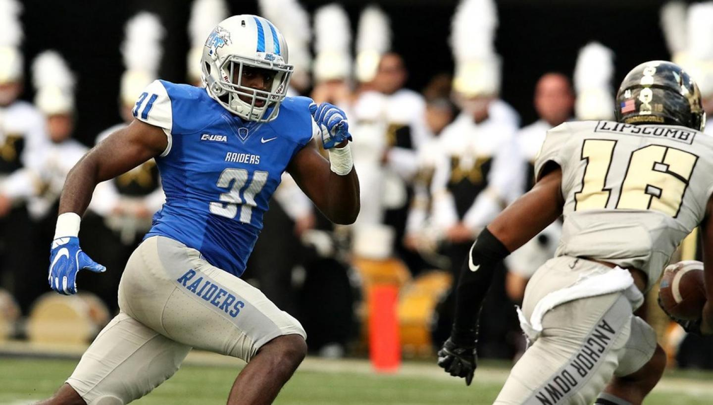 Middle Tennessee State University Football