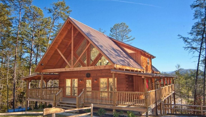 Cabins usa gatlinburg in gatlinburg tn tennessee vacation for Cabin rentals vicino a nashville tn