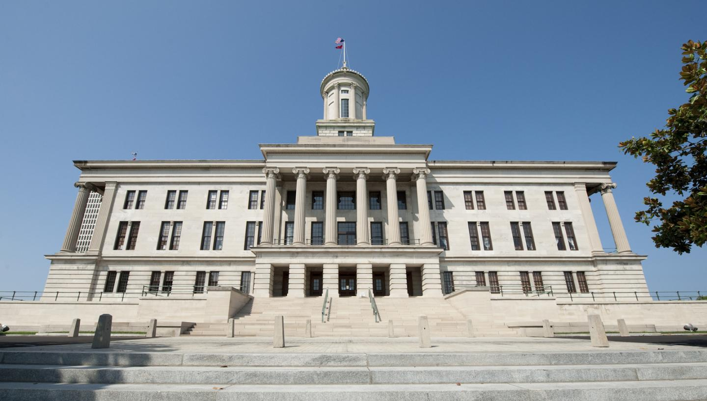 Green Party Sues Over Tennessee Voter ID Law  |Tennessee State Capital