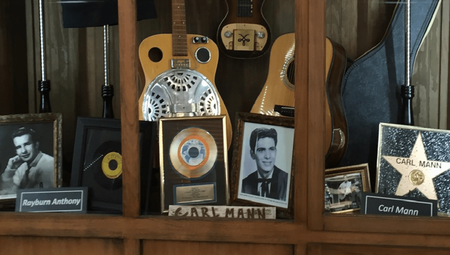 Southern Legends of Music at the Carnegie