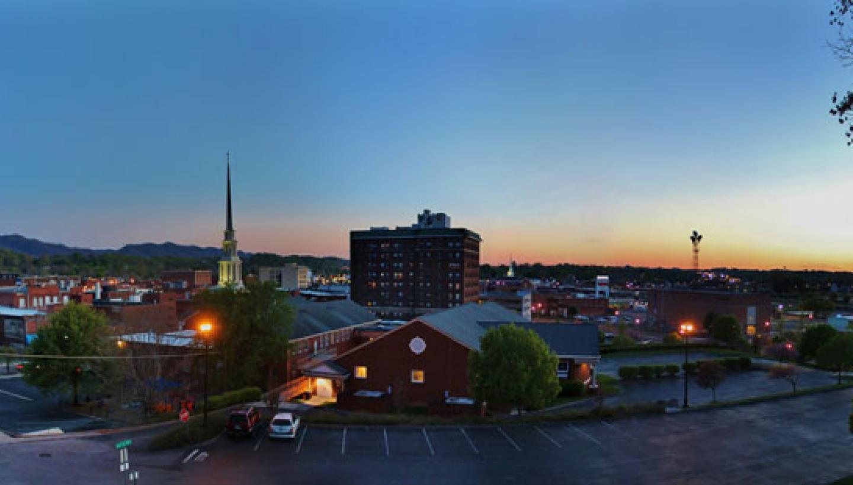 Downtown Johnson City