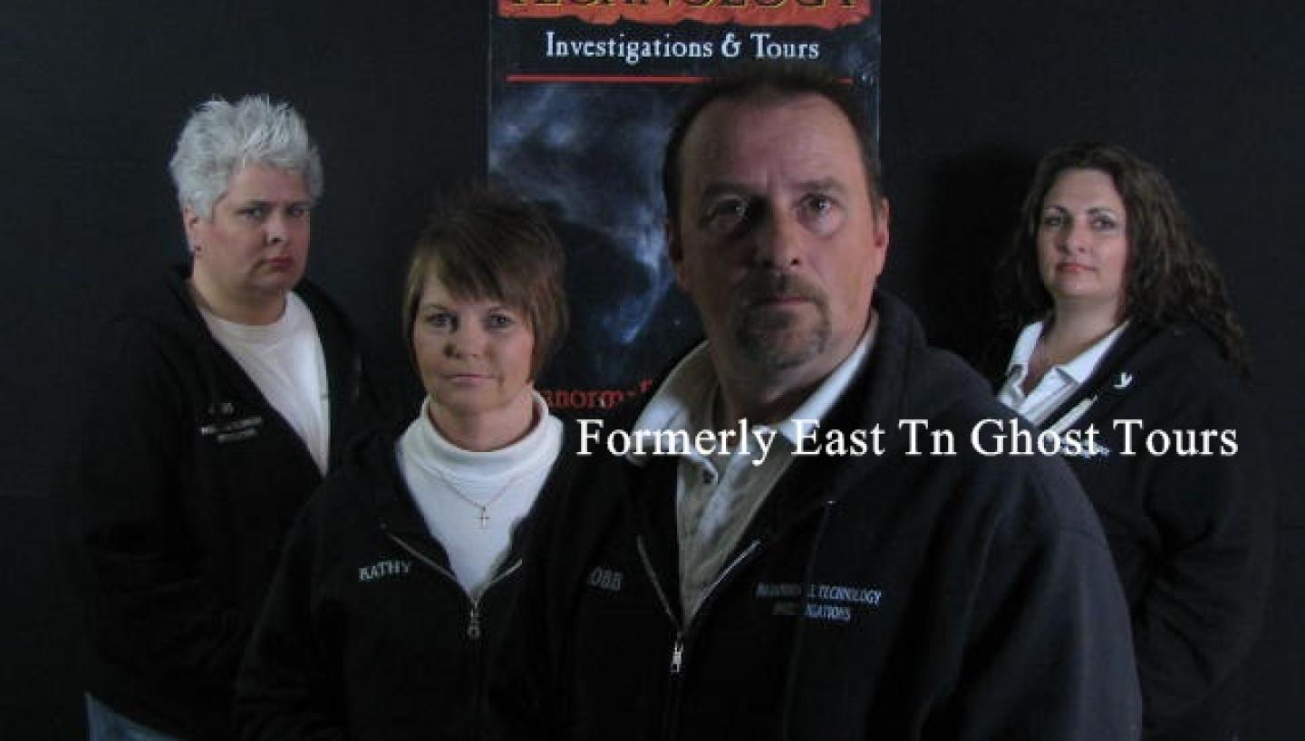 EAST TN GHOST TOURS