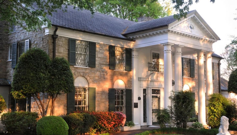 Elvis Presley's Graceland in Memphis, TN - Tennessee Vacation