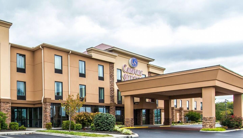 Comfort Suites Knoxville West-Farragut