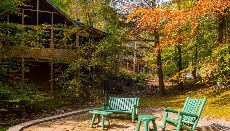 Hidden Mountain Resort In Sevierville Tn Tennessee Vacation