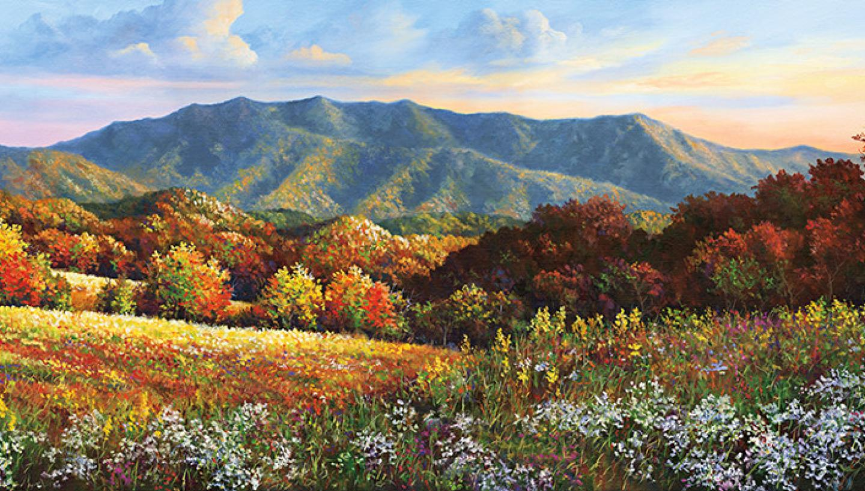 Robert A. Tino Smoky Mountain Homecoming
