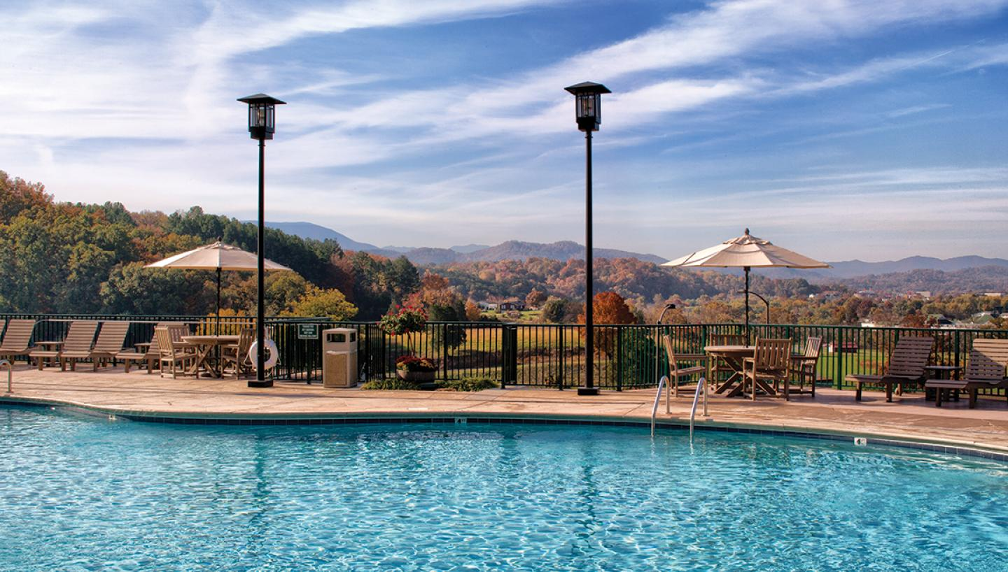 Wyndham Smoky Mountains in Sevierville TN  Tennessee