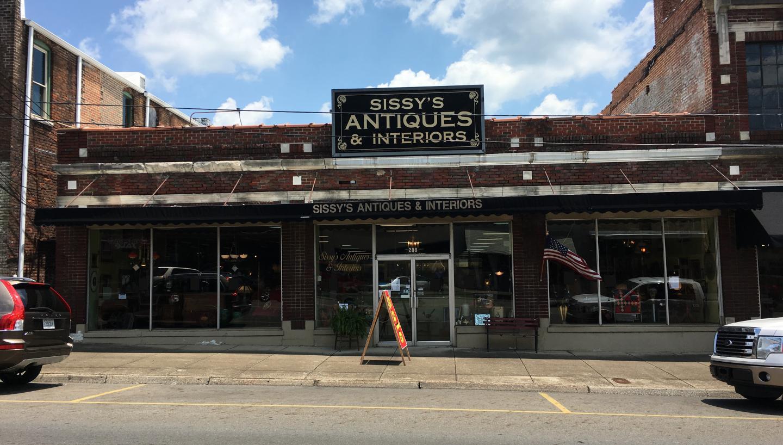 Sissy's Antiques & Interiors