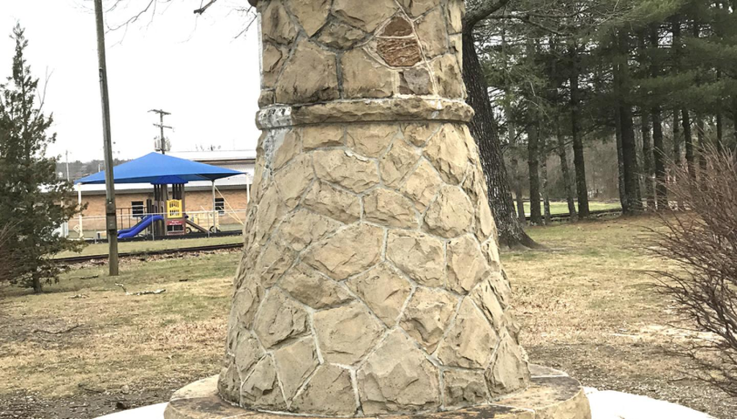 Standing Stone Monument