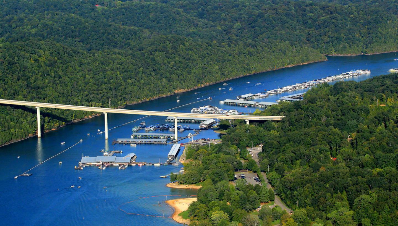 Sunset Marina & Resort in Monroe, TN - Tennessee Vacation on