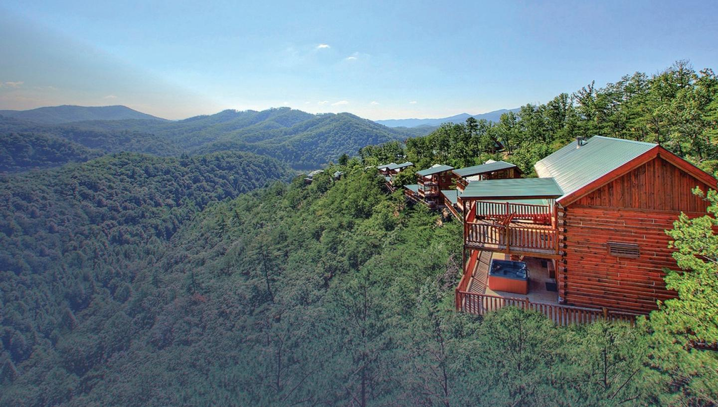 American Mountain Rentals  by Natural Retreats