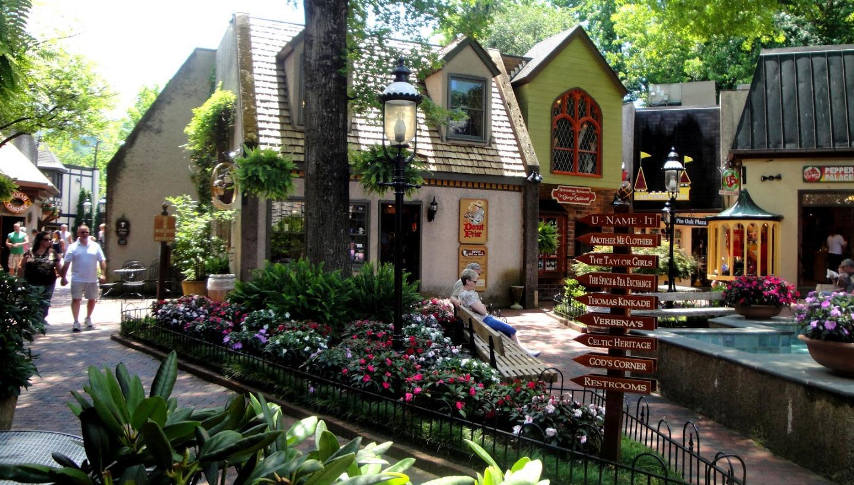 Gatlinburg Village Shops
