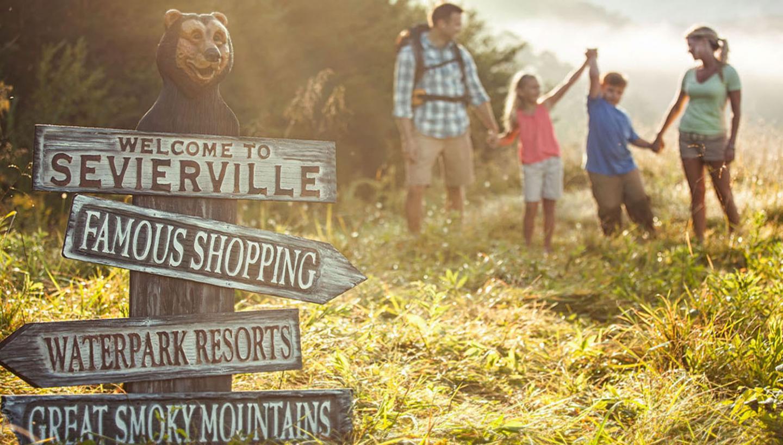 Experience Sevierville Tn Tn Vacation