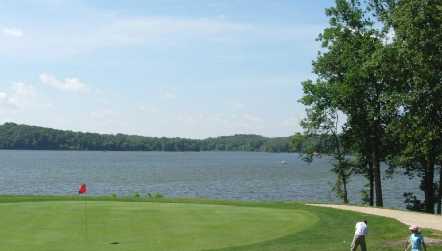 The Tennessee Golf Trail at Paris Landing