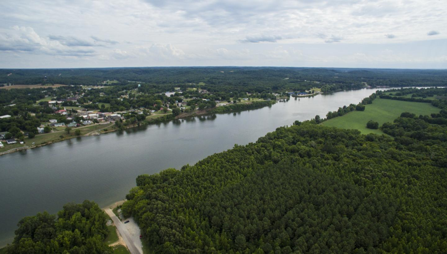 Tennessee River Trail - Tennessee's Trails and Byways