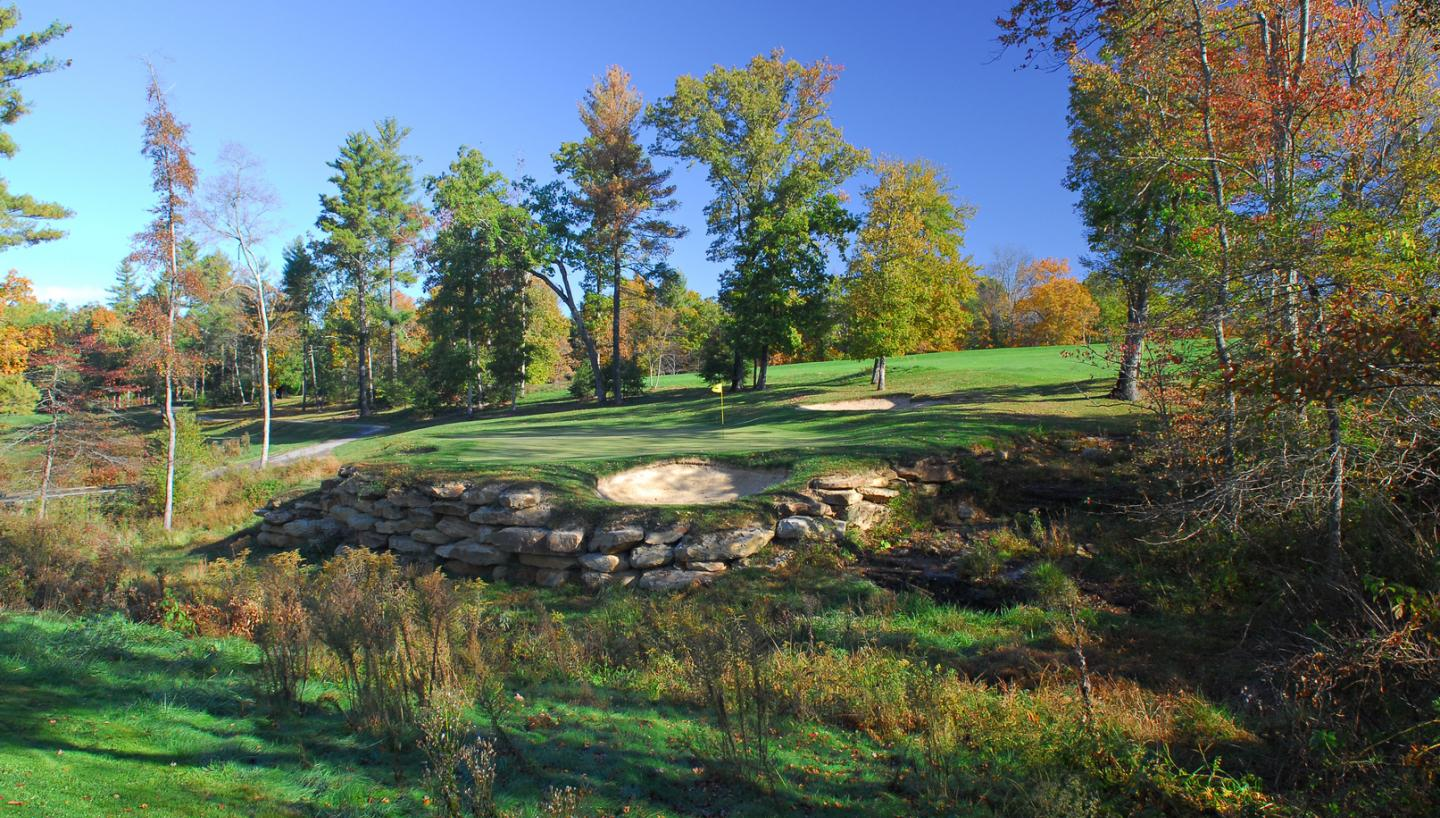 Bear Trace at Cumberland Mountain Golf Course