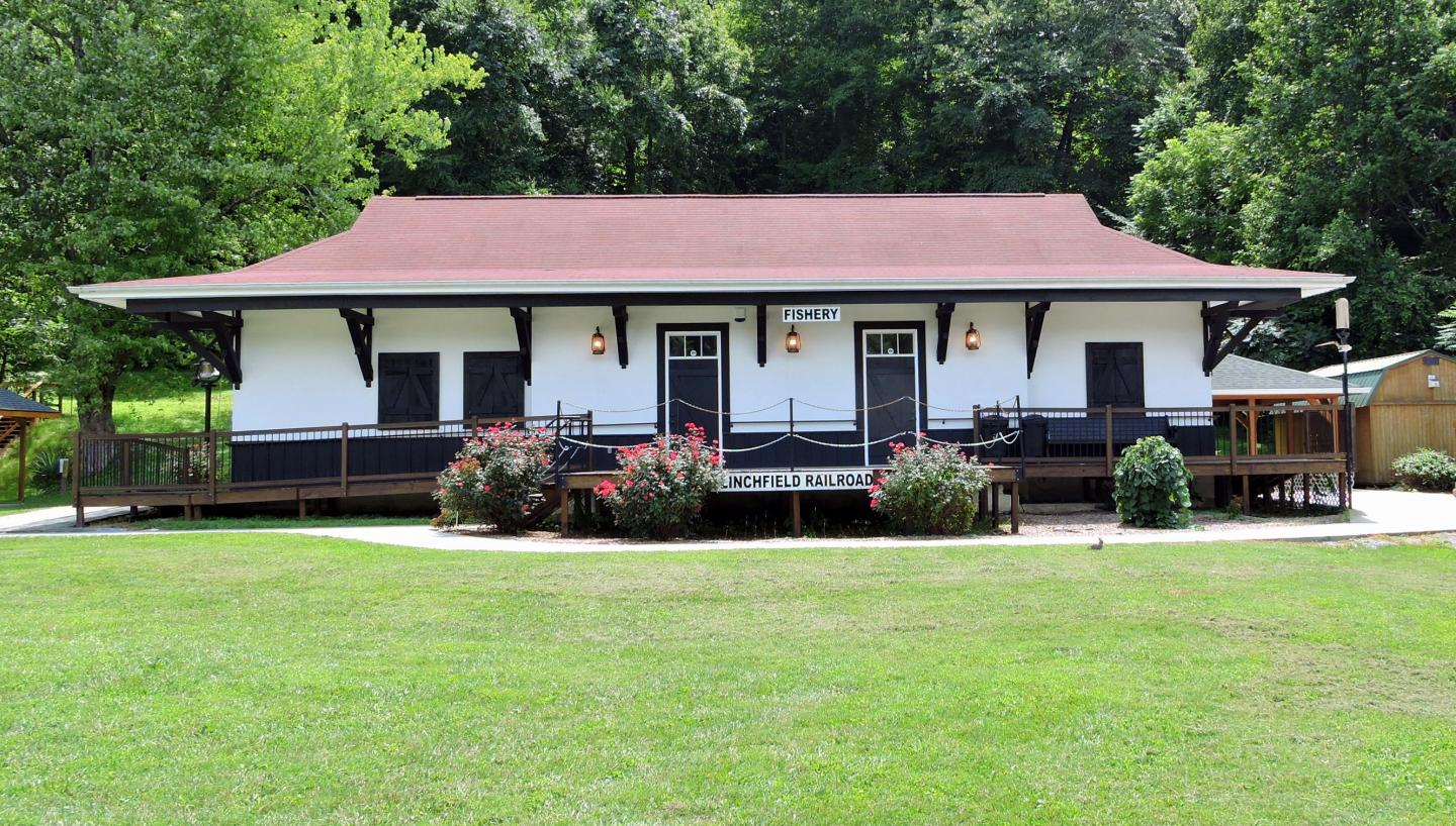 Clinchfield Railroad Museum In Erwin Tn Tennessee Vacation