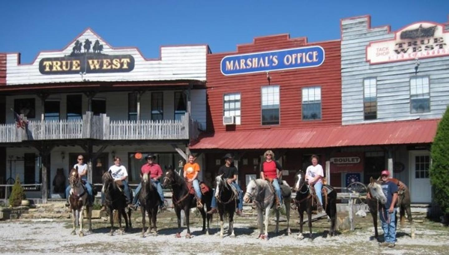True West Campground, Stables and Mercantile, LLC