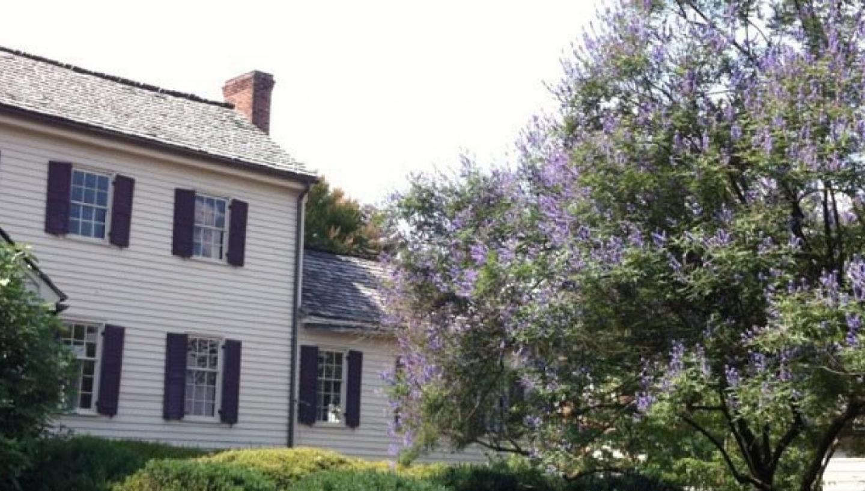 Blount Mansion